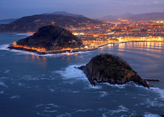 San Sebastian photos and videos